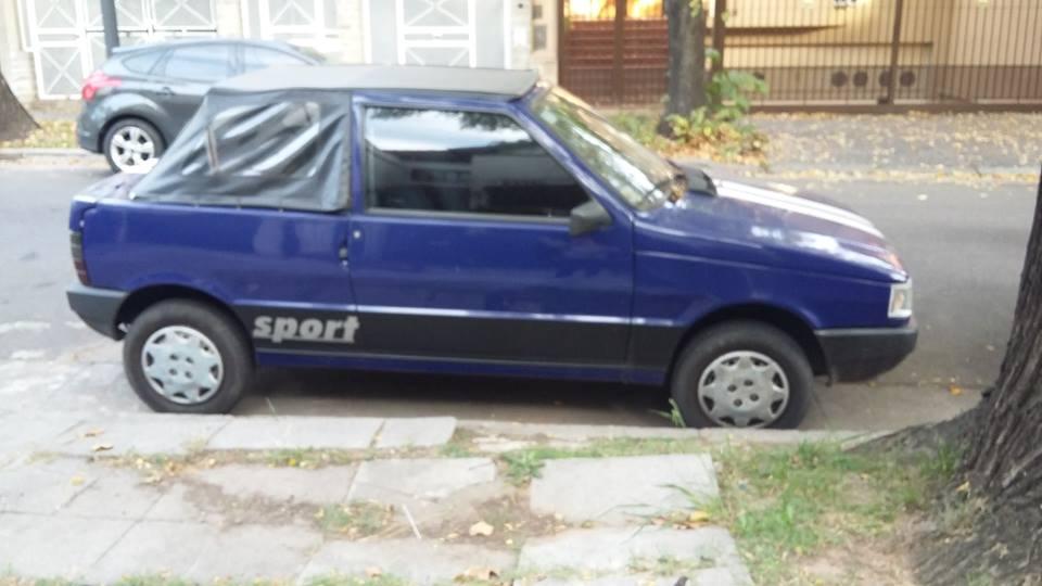FIAT Uno Cabrio ( modello tedesco)  52450c10