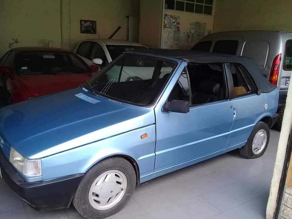 FIAT Uno Cabrio ( modello tedesco)  543d2910