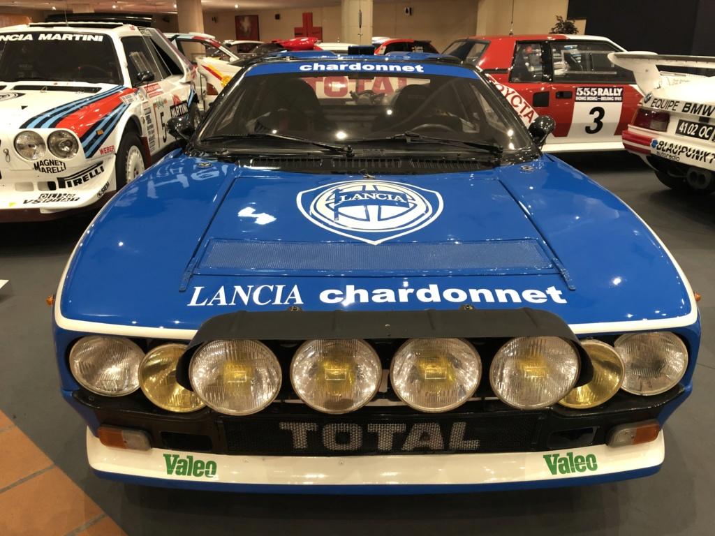 Oggi , 11/02/2020, visita al Museo Dell' Automobile Del Principato Di Monaco Montecarlo.  56f78110