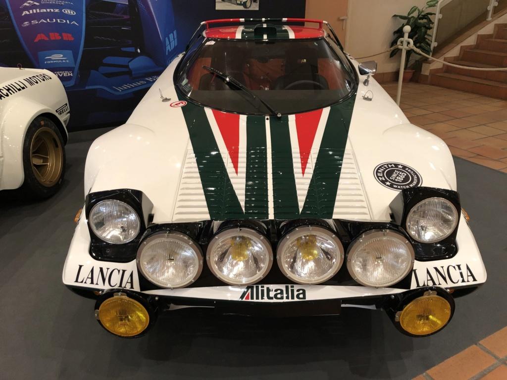 Oggi , 11/02/2020, visita al Museo Dell' Automobile Del Principato Di Monaco Montecarlo.  5cc07710