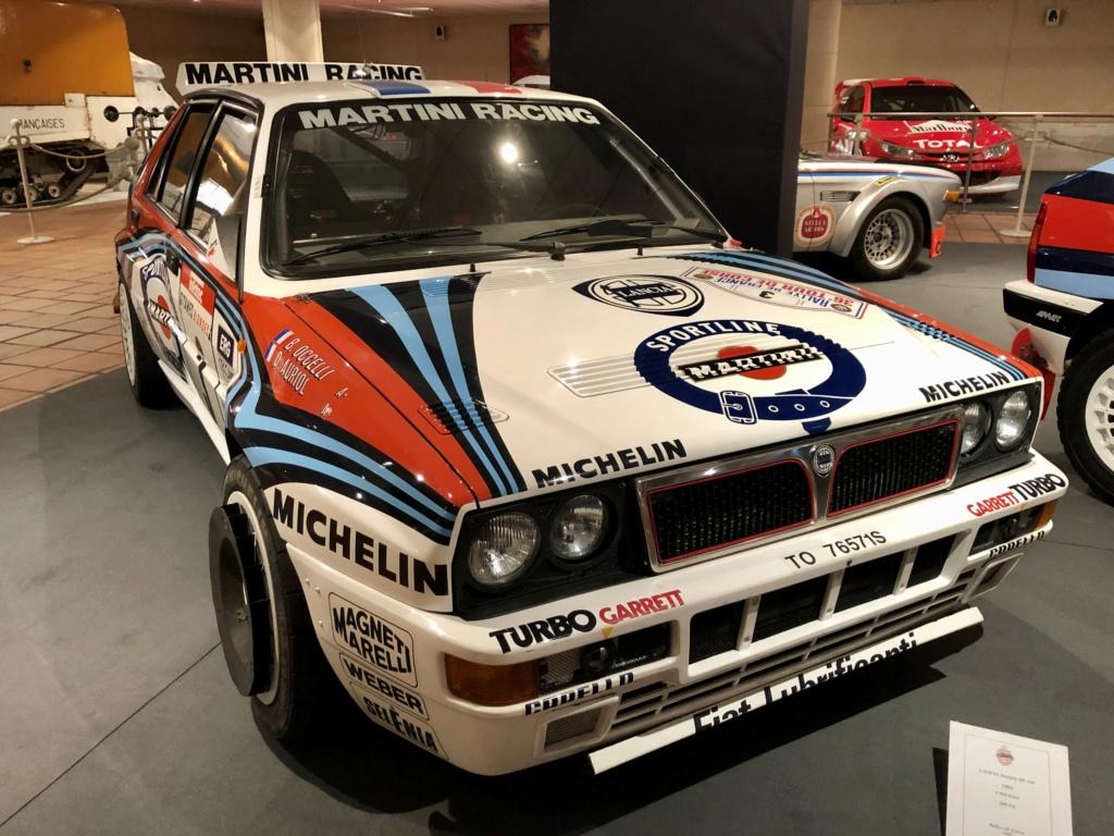 Oggi , 11/02/2020, visita al Museo Dell' Automobile Del Principato Di Monaco Montecarlo.  5d04e710