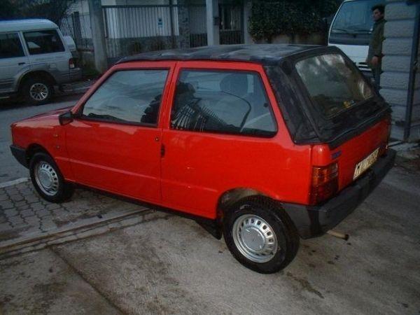 FIAT Uno Cabrio ( modello tedesco)  5eae4910