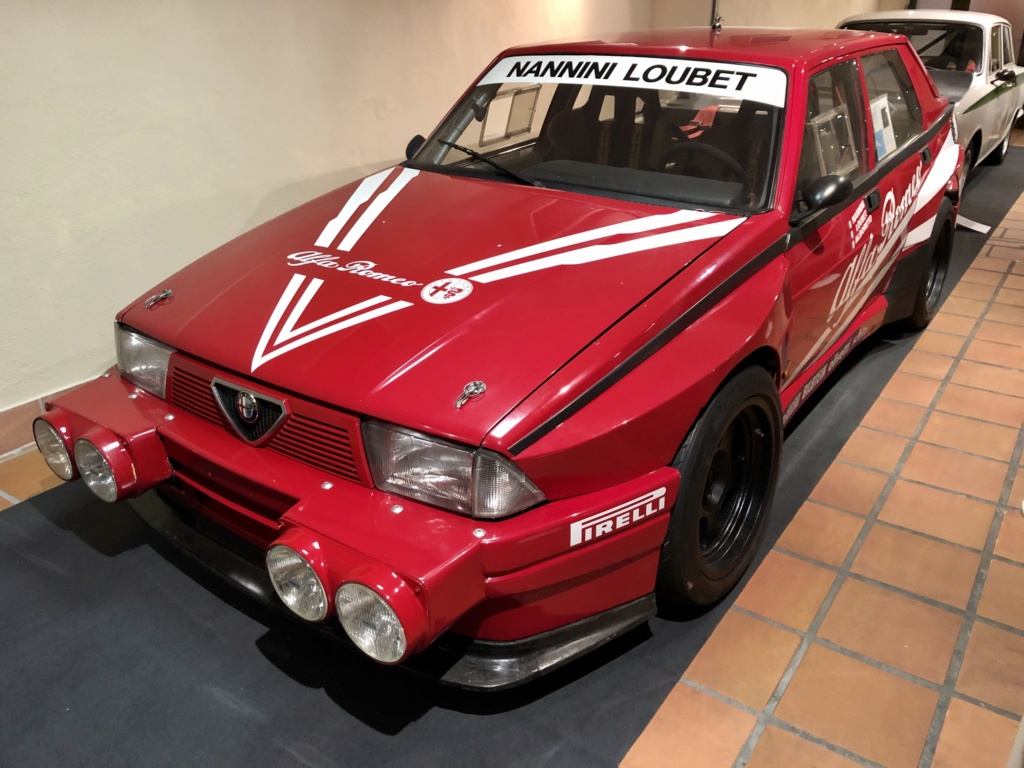 Oggi , 11/02/2020, visita al Museo Dell' Automobile Del Principato Di Monaco Montecarlo.  63c59b10