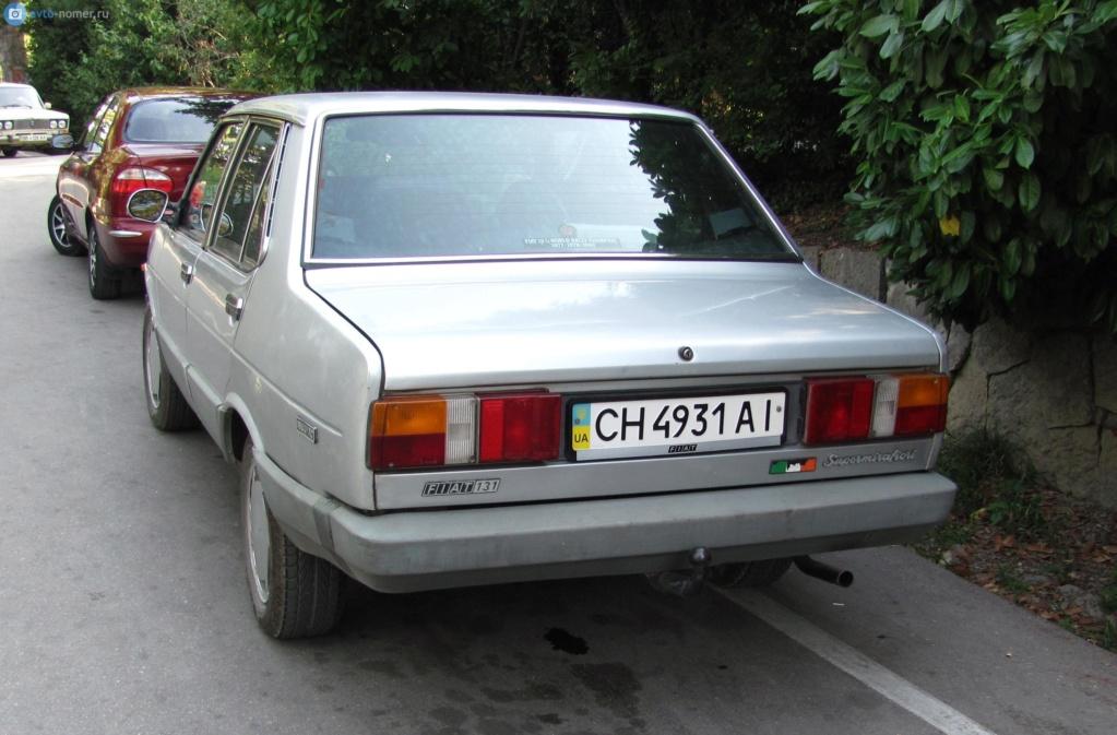Vecchie FIAT nell'Est Europa.  69f43d10