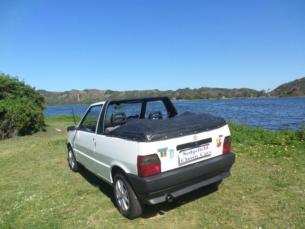 FIAT Uno Cabrio ( modello tedesco)  6abb0f10