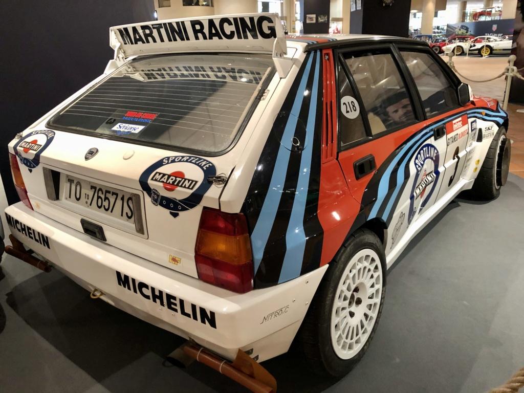 Oggi , 11/02/2020, visita al Museo Dell' Automobile Del Principato Di Monaco Montecarlo.  6b4dc210