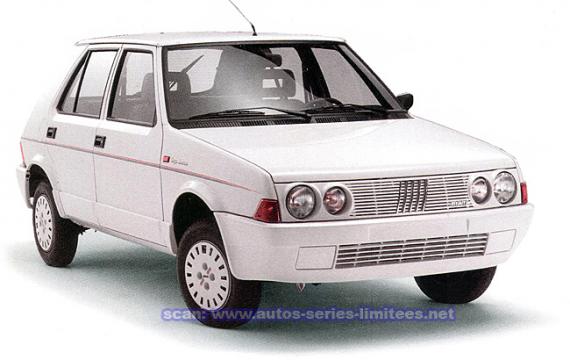 FIAT Uno Turbo I.E. «Formula»  7005d510