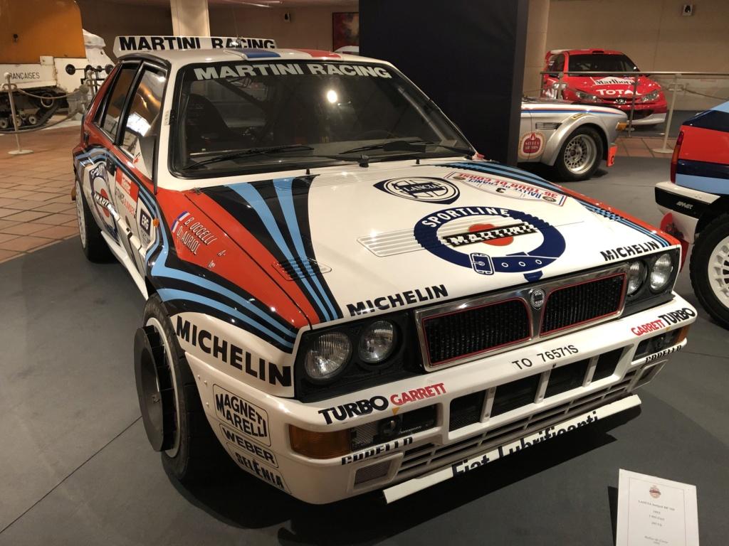 Oggi , 11/02/2020, visita al Museo Dell' Automobile Del Principato Di Monaco Montecarlo.  7331d110