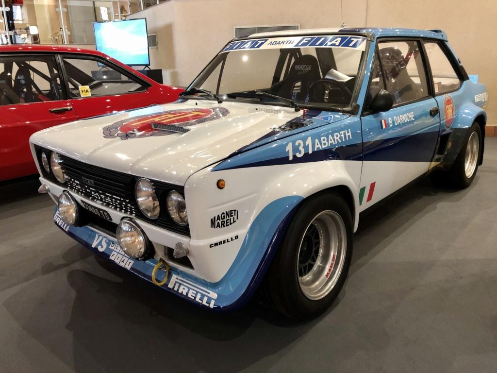 Oggi , 11/02/2020, visita al Museo Dell' Automobile Del Principato Di Monaco Montecarlo.  737ba810