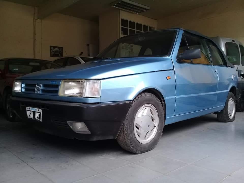FIAT Uno Cabrio ( modello tedesco)  7b2b1510