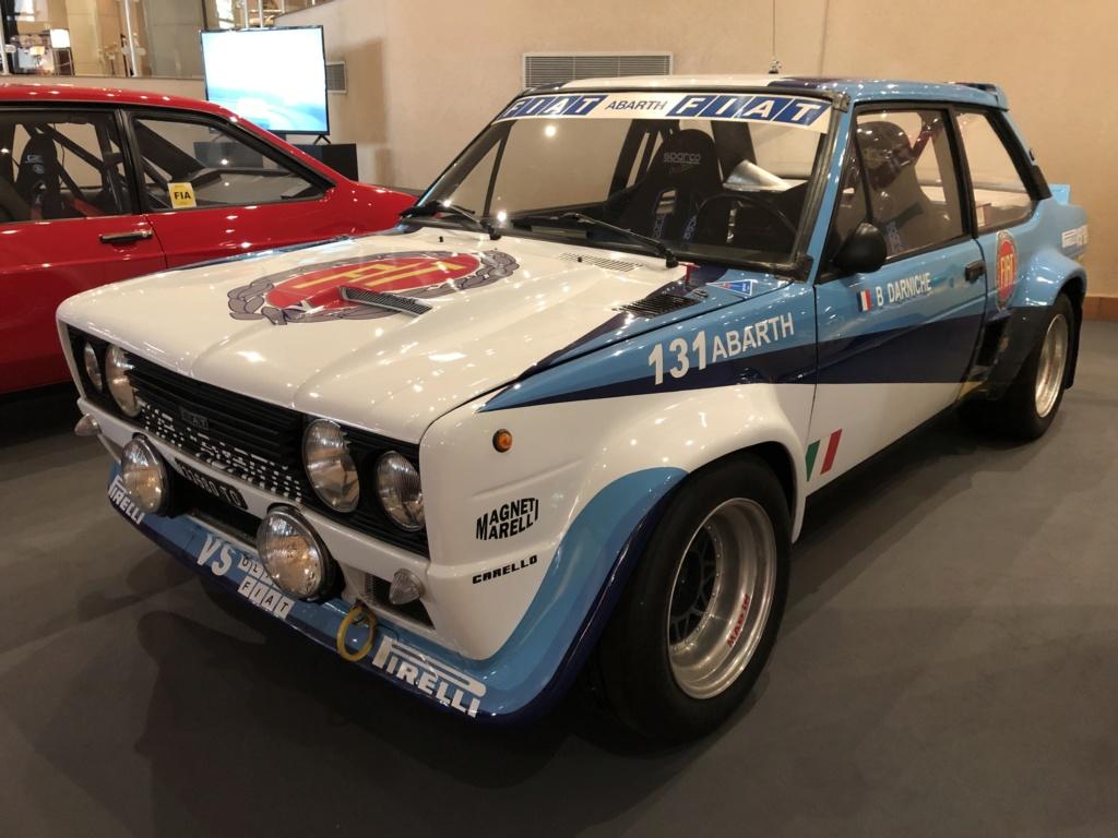Oggi , 11/02/2020, visita al Museo Dell' Automobile Del Principato Di Monaco Montecarlo.  7b7b3d10