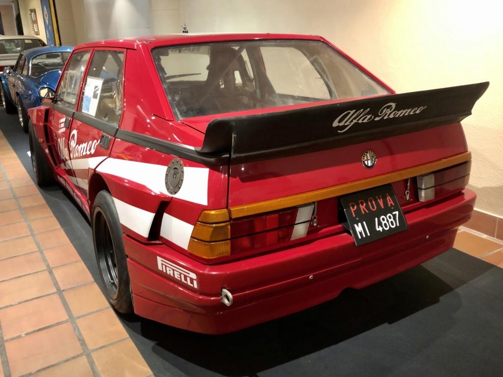 Oggi , 11/02/2020, visita al Museo Dell' Automobile Del Principato Di Monaco Montecarlo.  7cc2fb10