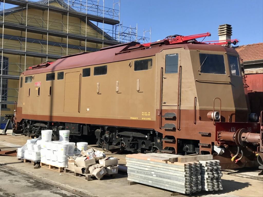 Chi di voi conosce l'associazione Treni Storici Liguria ? 7e674910