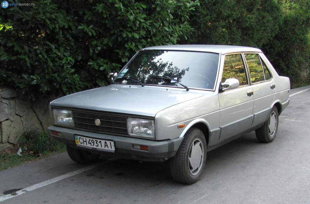 Vecchie FIAT nell'Est Europa.  88d6e210