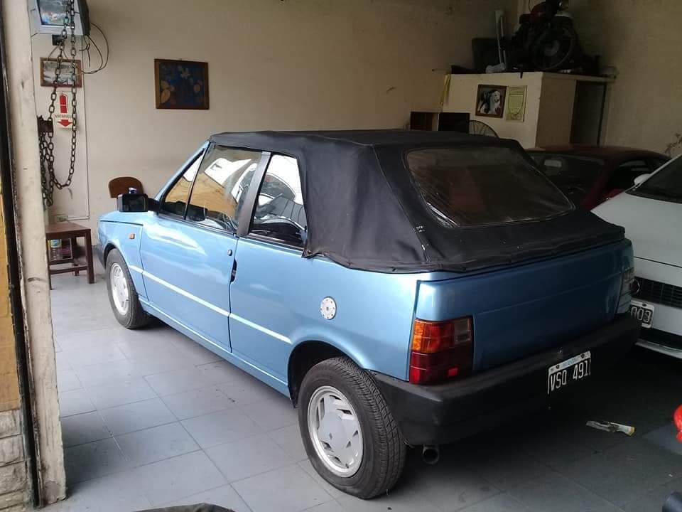 FIAT Uno Cabrio ( modello tedesco)  896bd210