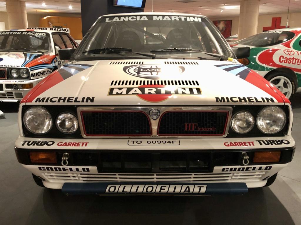 Oggi , 11/02/2020, visita al Museo Dell' Automobile Del Principato Di Monaco Montecarlo.  91ace410