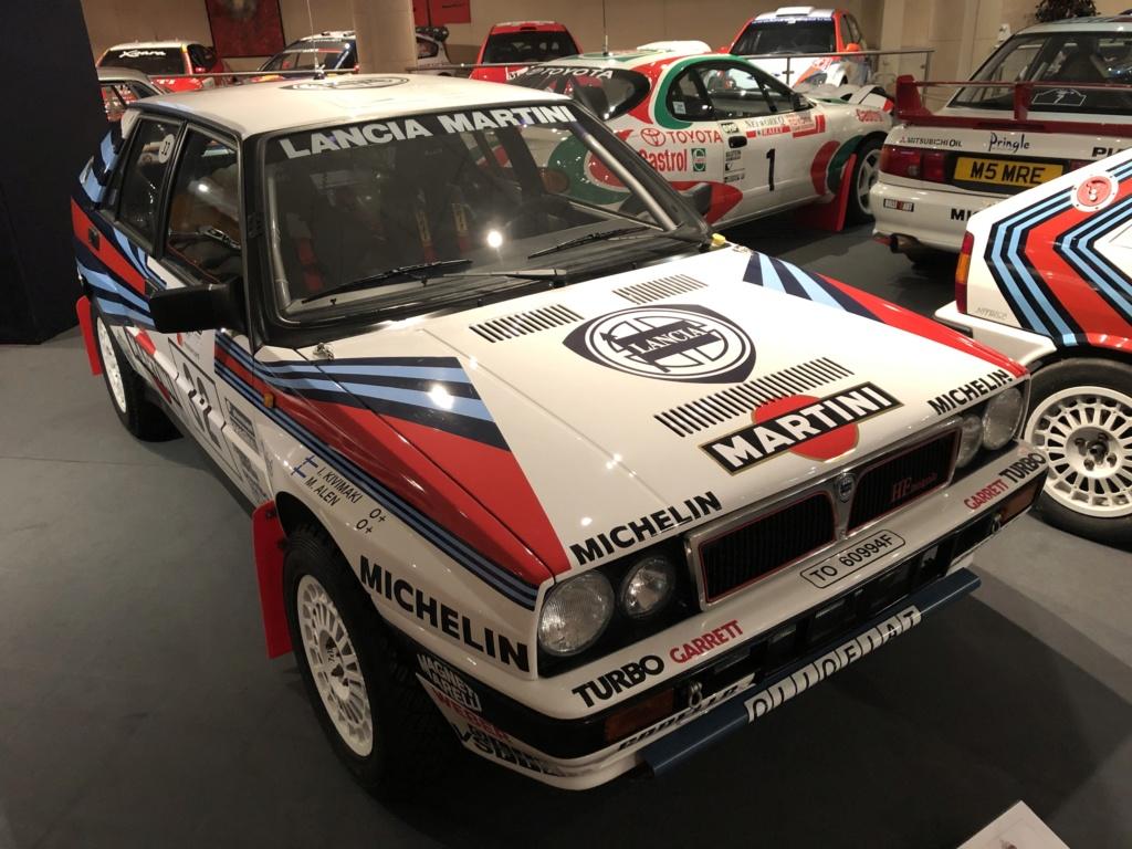 Oggi , 11/02/2020, visita al Museo Dell' Automobile Del Principato Di Monaco Montecarlo.  91bdd210