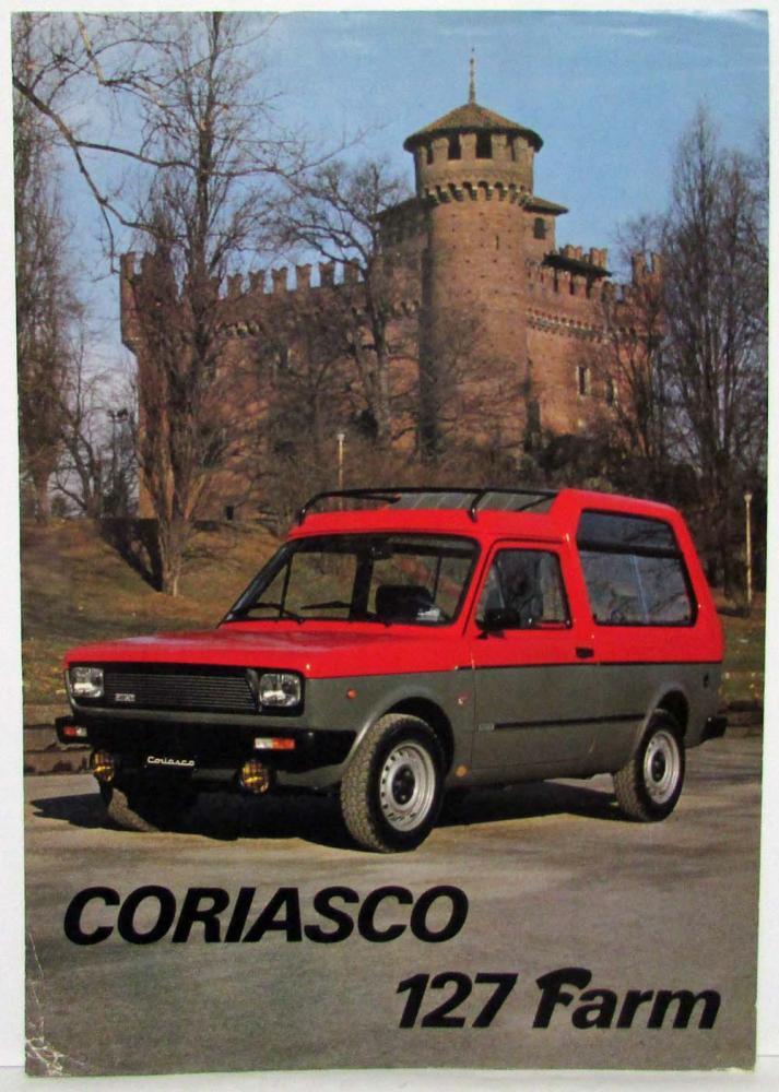 FIAT 127 Farm Coriasco  9ab28610