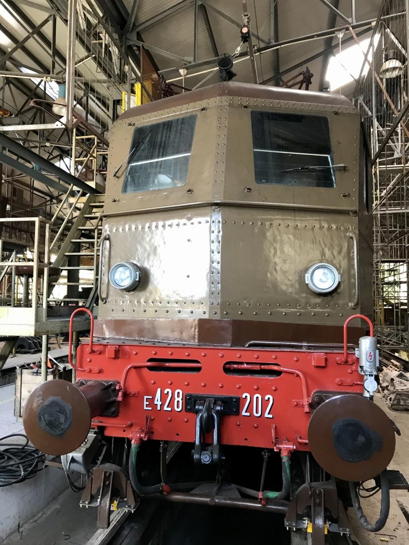 Chi di voi conosce l'associazione Treni Storici Liguria ? 9e7d4a10