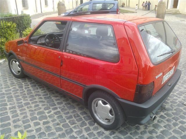 FIAT Uno Turbo I.E. «TORINO» Realizzata Da Giannini.  Ab6ac510