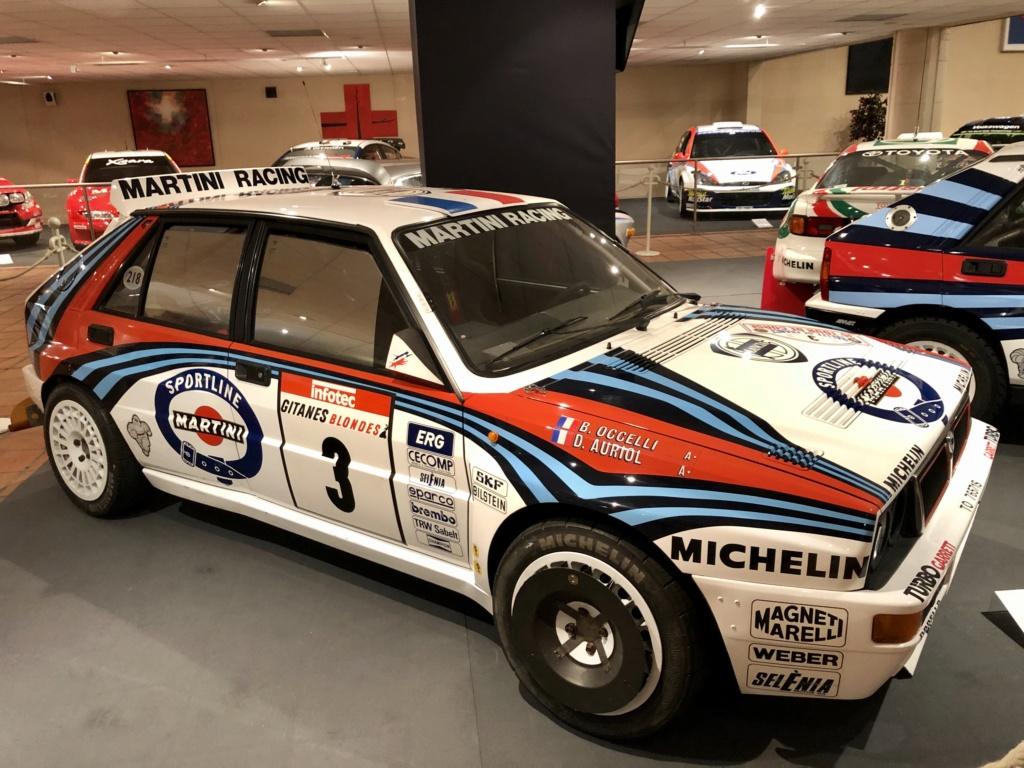 Oggi , 11/02/2020, visita al Museo Dell' Automobile Del Principato Di Monaco Montecarlo.  C2d11210
