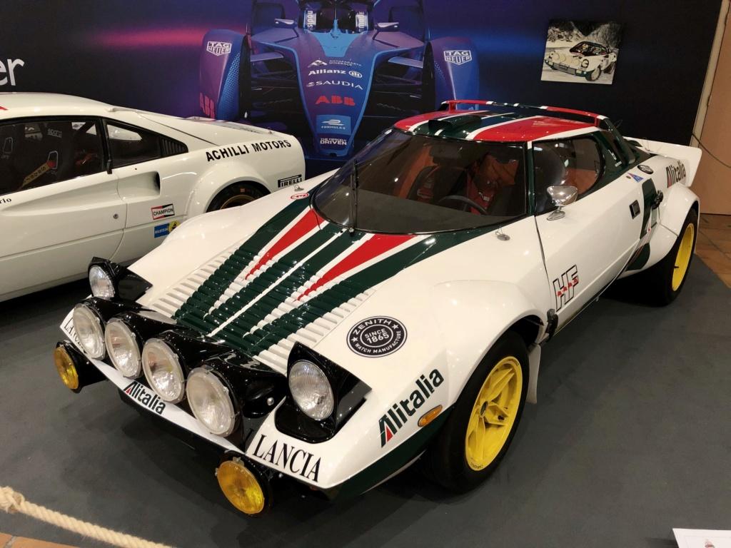 Oggi , 11/02/2020, visita al Museo Dell' Automobile Del Principato Di Monaco Montecarlo.  C6593e10