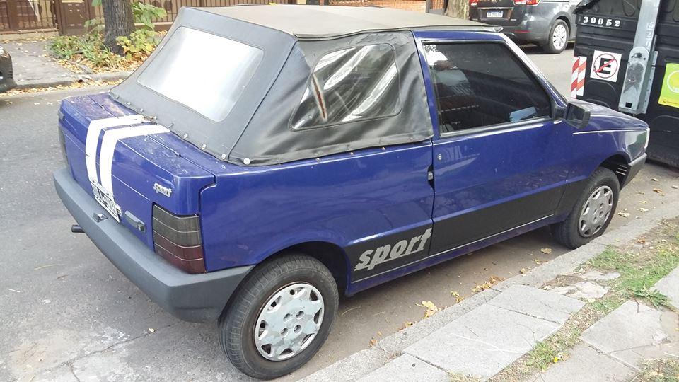FIAT Uno Cabrio ( modello tedesco)  Ce22d210