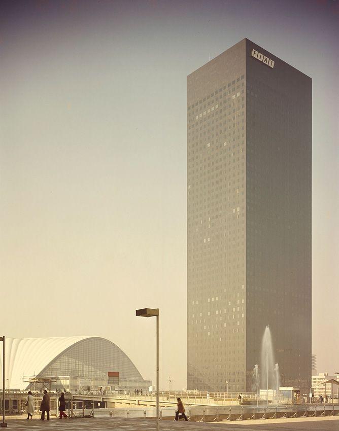 Grattacielo FIAT a Parigi , Anno 1974 Ceaf3110