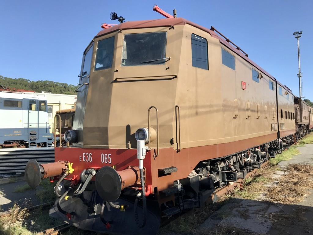 Chi di voi conosce l'associazione Treni Storici Liguria ? D1bb7d10