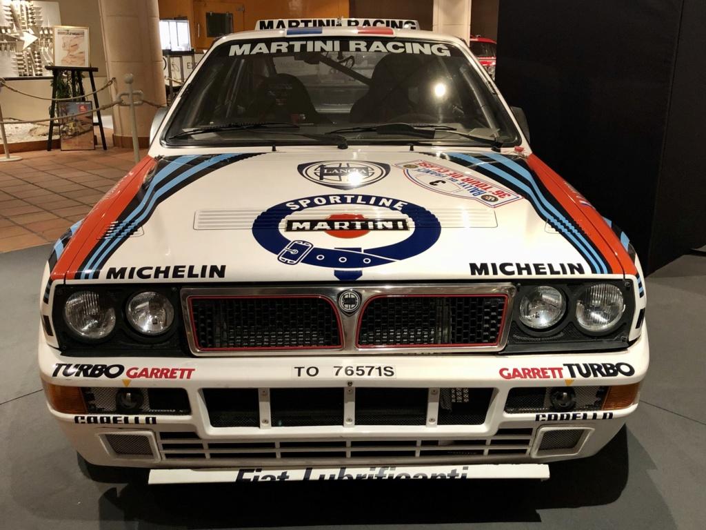 Oggi , 11/02/2020, visita al Museo Dell' Automobile Del Principato Di Monaco Montecarlo.  Dad81e10