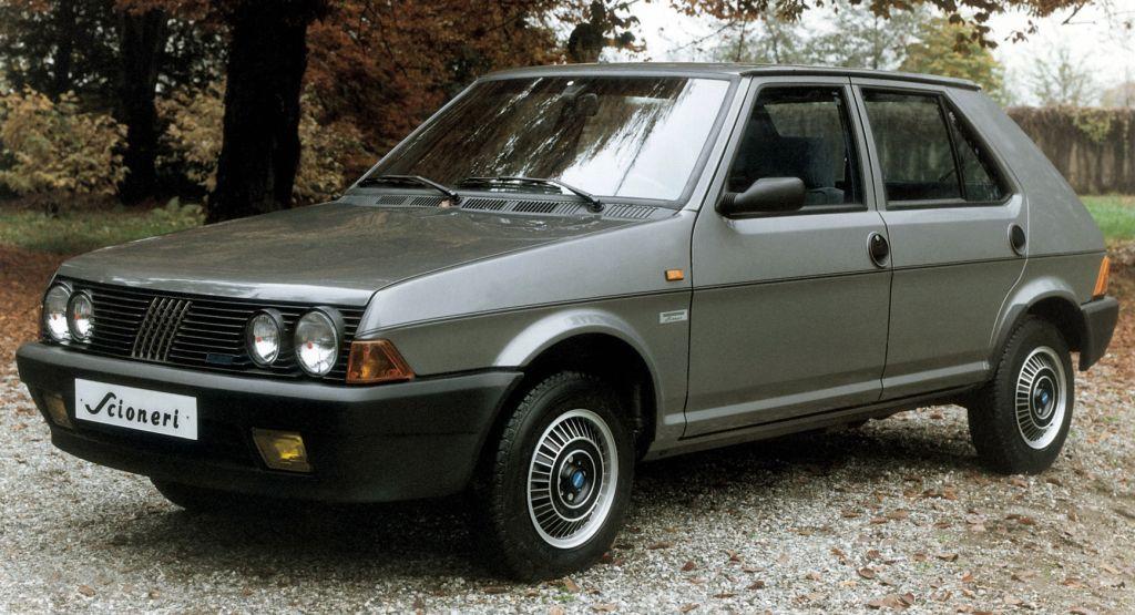 FIAT Ritmo SCIONERI F3615e10