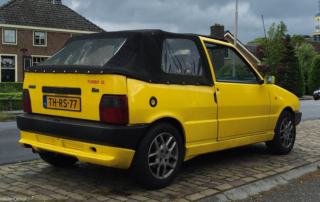 FIAT Uno Cabrio ( modello tedesco)  F5890710
