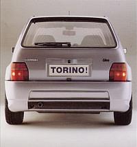 FIAT Uno Turbo I.E. «TORINO» Realizzata Da Giannini.  Fd766e10