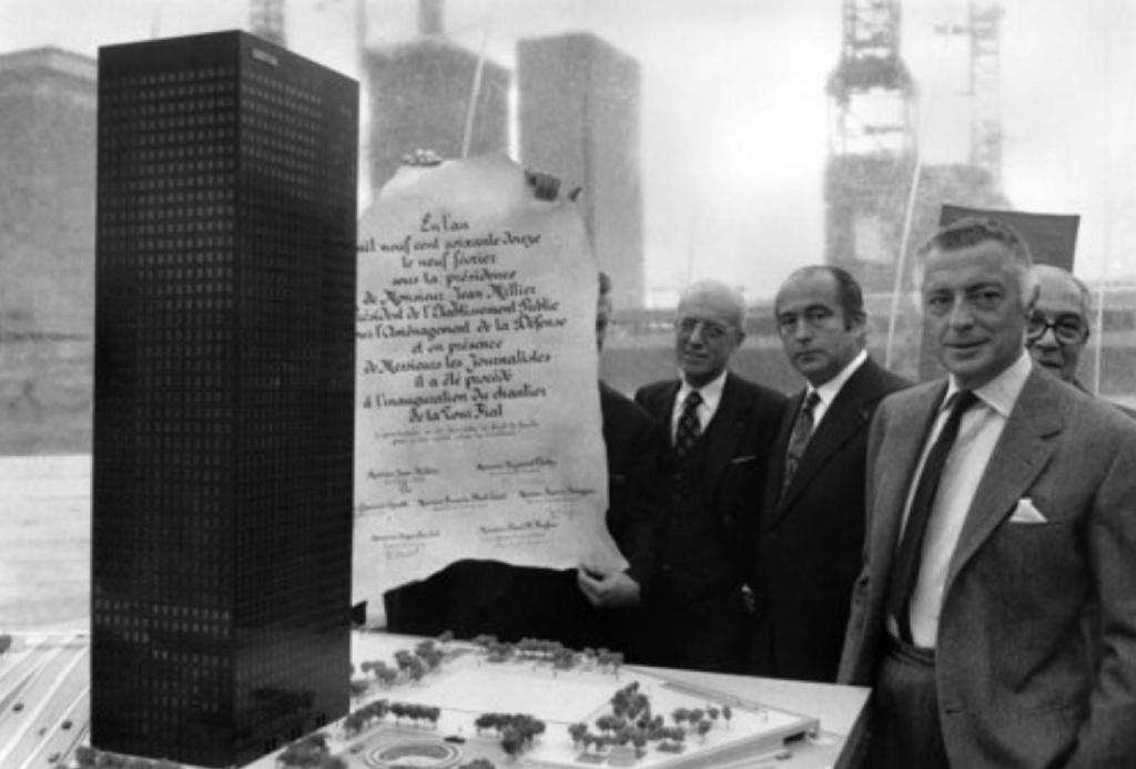 Grattacielo FIAT a Parigi , Anno 1974 Maquet10