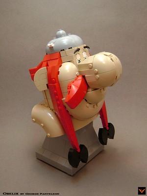 Ma collection de figurines d'Obélix - Page 2 4ca98d10