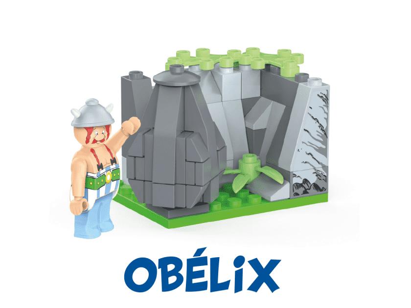 Astérix débarque de nouveau chez Lidl (bloc-jeu de construction) 7502ef10