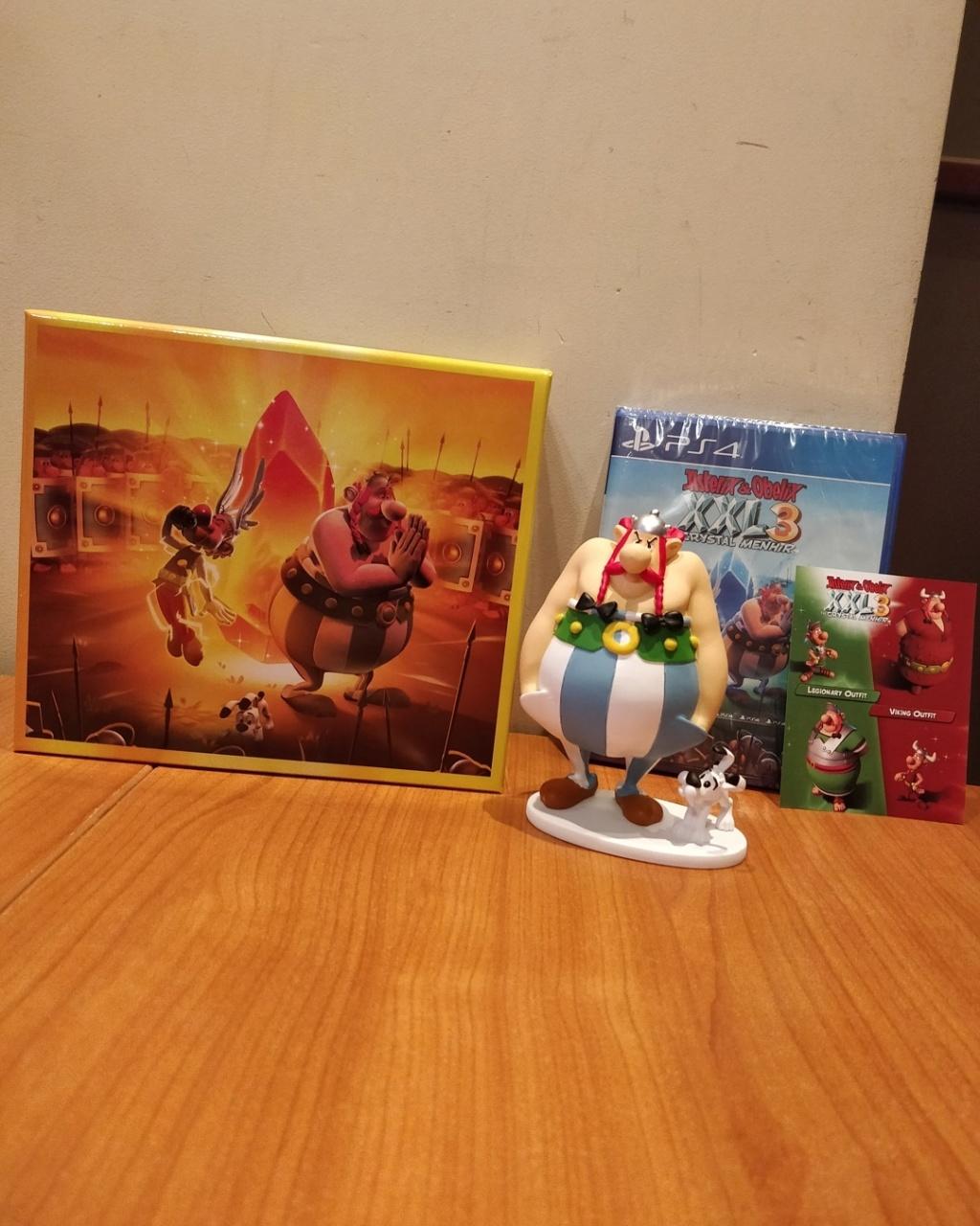 Astérix et Obélix XXL 3 : Le menhir de Cristal Fcc4b610