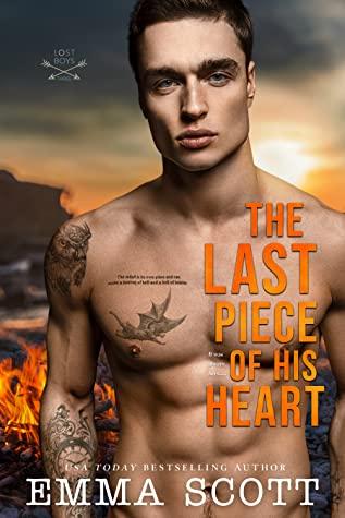 Lost Boys - Tome 3 : The Last Piece of His Heart de Emma Scott 50235810