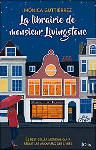 La librairie de Monsieur Livingstone de Monica Guttierrez 513t4k10