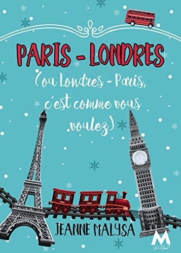 Paris - Londres (ou Londres - Paris, c'est comme vous voulez) de Jeanne Malysa 514mww10