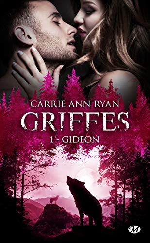 Griffes - Tome 1 : Gideon de Carrie Ann Ryan 51kfyb10