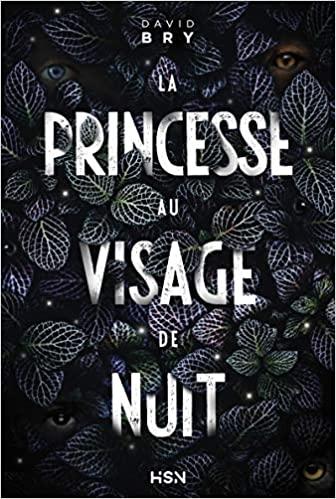 La princesse au visage de nuit de David Bry 51wszn10