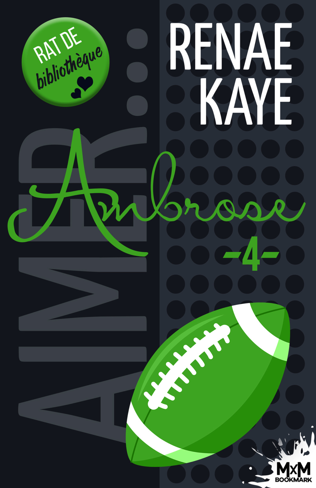 Aimer... - Tome 4 : Ambrose de Renae Kaye Aimer-10
