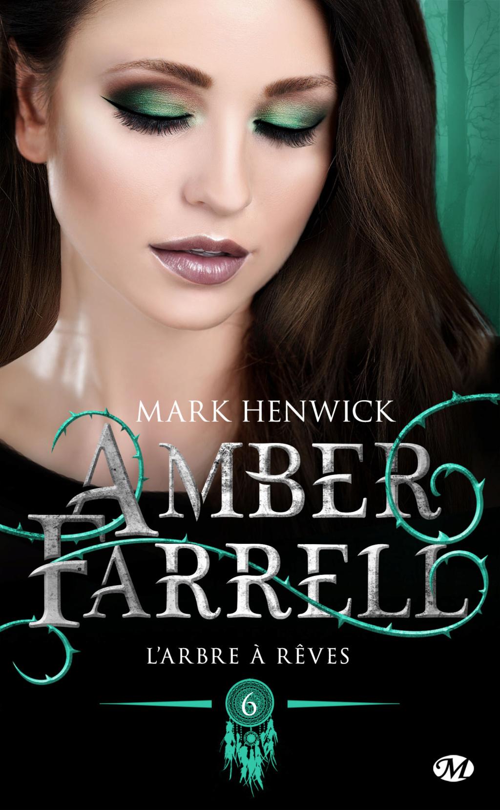 Amber Farrell - Tome 5 : L'arbre à rêves de Mark Henwick Amber-10