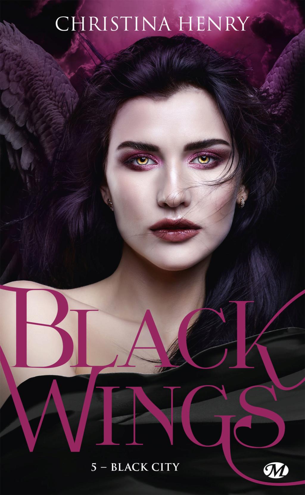 Black Wings - Tome 5 : Black City de Christina Henry Black-11
