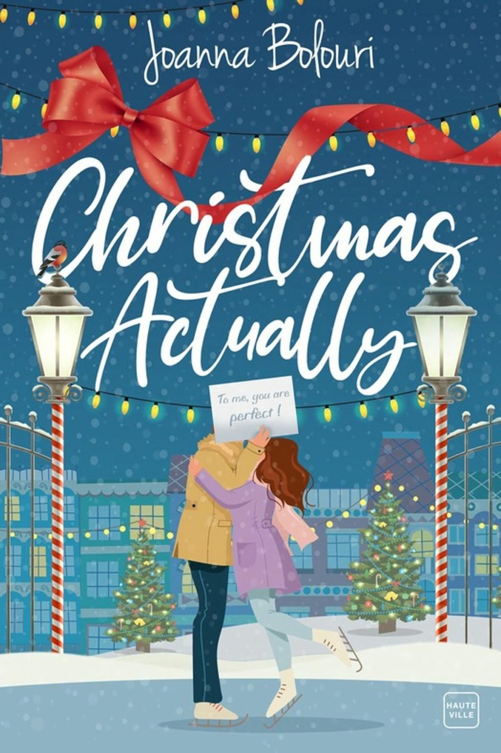 Christmas Actually de Joanna Bolouri Christ10
