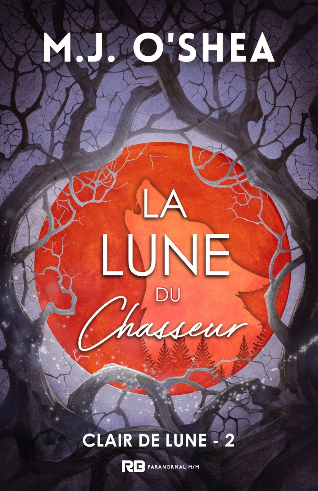 Clair de lune - Tome 2 : La Lune du Chasseur de M.J. O'Shea Clair-11