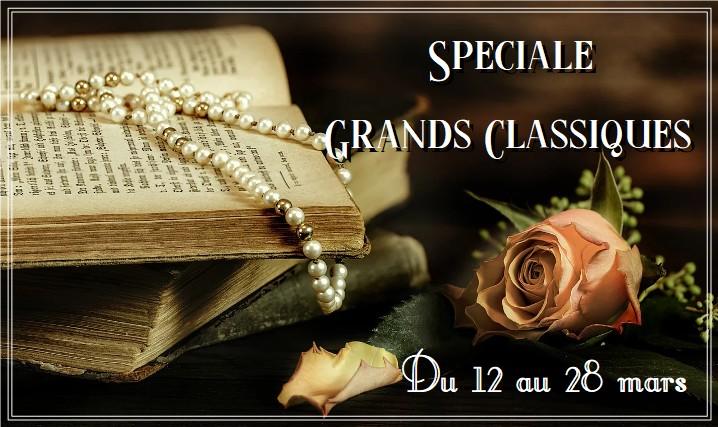 Spéciale Grands Classiques de la Littérature Classi10