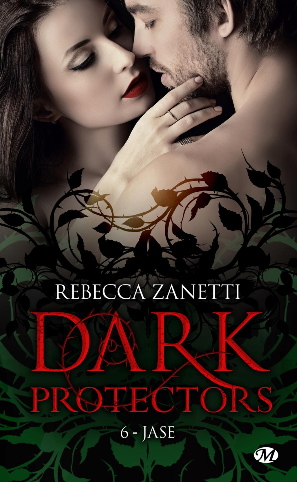 Dark Protectors - Tome 6 : Jase de Rebecca Zanetti Dark-p21