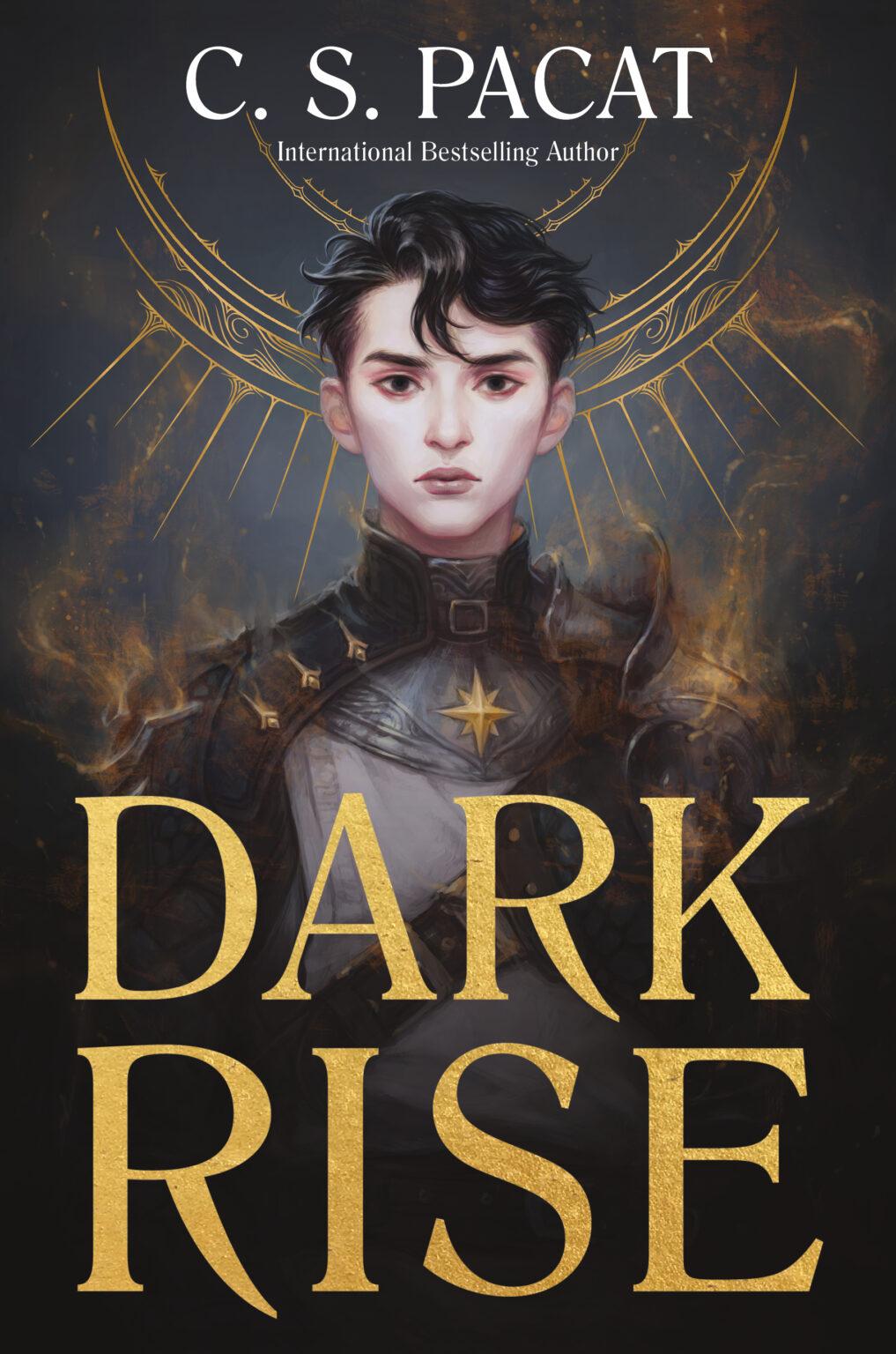 Dark Rise - Tome 1 : Dark Rise de C.S. Pacat Darkri10